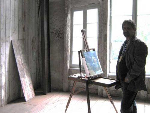 02. In Gauguin studio