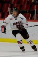 My son Maxime Junior AAA Braves de Valleyfield